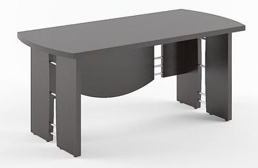 Skyland Born V 102 Executive Desk 170x80cm Wenge Magic