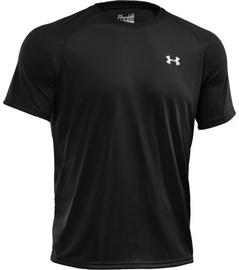 Under Armour T-shirt Tech SS 1228539-001 Black S