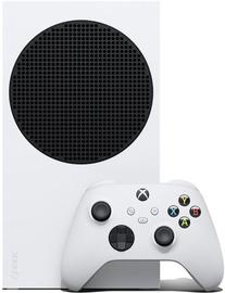 Игровая консоль Microsoft XBOX Series S, HDMI / LAN / USB