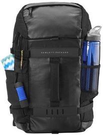 HP Black Odyssey Backpack 15.6'' Black