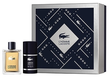 Lacoste L'Homme Lacoste 100ml EDT + 150ml Deodorant Spray 2019
