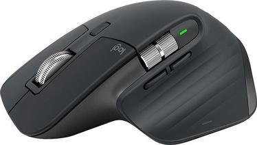 Logitech MX Master 3 Advanced Wireless Mouse Black (bojāts iepakojums)/2