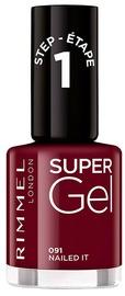 Rimmel London Super Gel By Kate 12ml 91