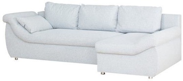 Bodzio Rojal Corner Sofa Right Light Grey
