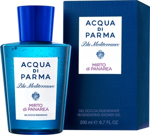 Acqua Di Parma Blu Mediterraneo Mirto di Panarea 200ml Regenerating Shower Gel