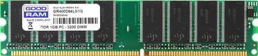 Goodram 512MB 400MHz CL3 DDR1 GR400D64L3/512