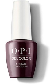 Лак-гель OPI Gel Color In the Cable Car-pool, 15 мл