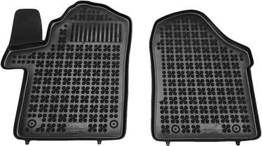 REZAW-PLAST Mercedes Benz Viano II 2014 Front Rubber Floor Mats