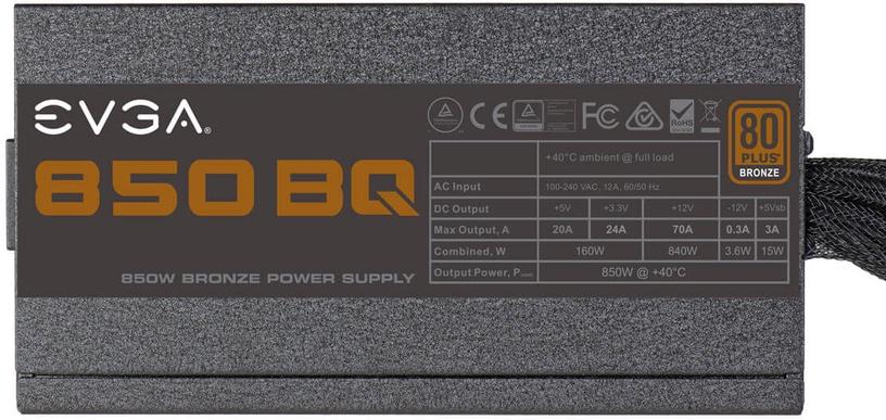 EVGA BQ 850W