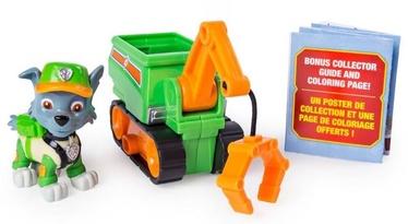 Spin Master Paw Patrol Ultimate Rescue Rocky Mini Crane
