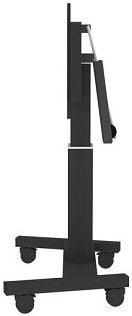 Televizoriaus laikiklis NewStar PLASMA-M2500T Flat Screen Tiltable Floor Stand Black 42-100''