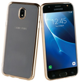 Muvit Bling Back Case For Samsung Galaxy J5 J530 Gold