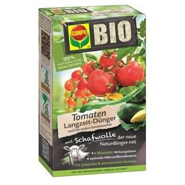 Ilgo veikimo pomidorų trąšos Compo Bio, su avies vilna, 0.75 kg