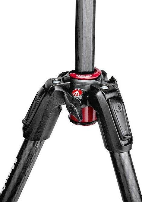 Manfrotto 190go! MS Carbon Tripod Kit MK190GOC4-3WX