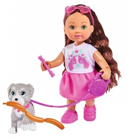 Simba Evi Love Holiday Doll With Friend 105733272038