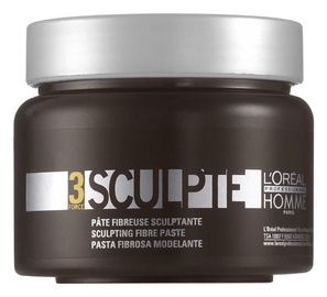 L`Oréal Professionnel Homme Sculpting Fibre Paste 150ml