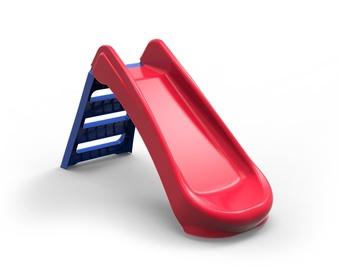 Plastikinė čiuožykla PalPlay 300-0718, sulankstoma, 130 x 47 x 72 cm