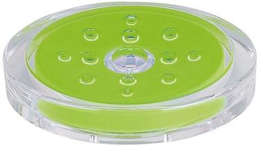 Spirella Soap Dish Sydney Acrylic Green