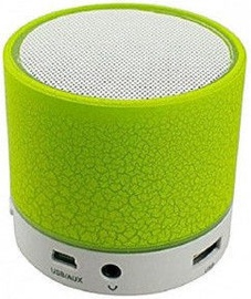 JamBox Quake Bluetooth Speaker Green