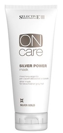 Selective Professional On Care Silver Power Mask 200ml