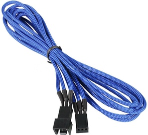 BitFenix 3-Pin Extension Cable 90cm Blue/Black