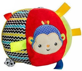 Fisher Price Soft Rattling Ball 2010855