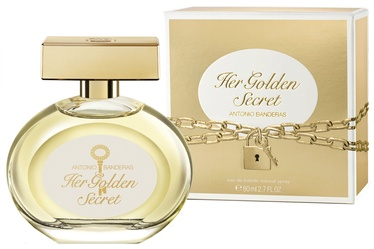 Kvepalai Antonio Banderas Her Golden Secret 80ml EDT