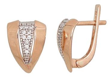 Diamond Sky Gold Earrings Oriks