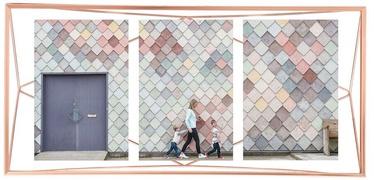 Foto rāmis Umbra Prisma Multi Photo Display Copper