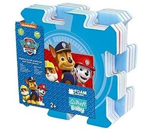 Trefl Baby Foam Puzzle Paw Patrol 61006