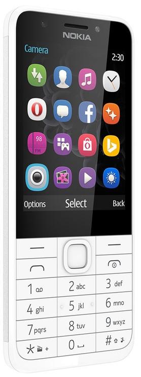 Nokia 230 Dual Silver ENG