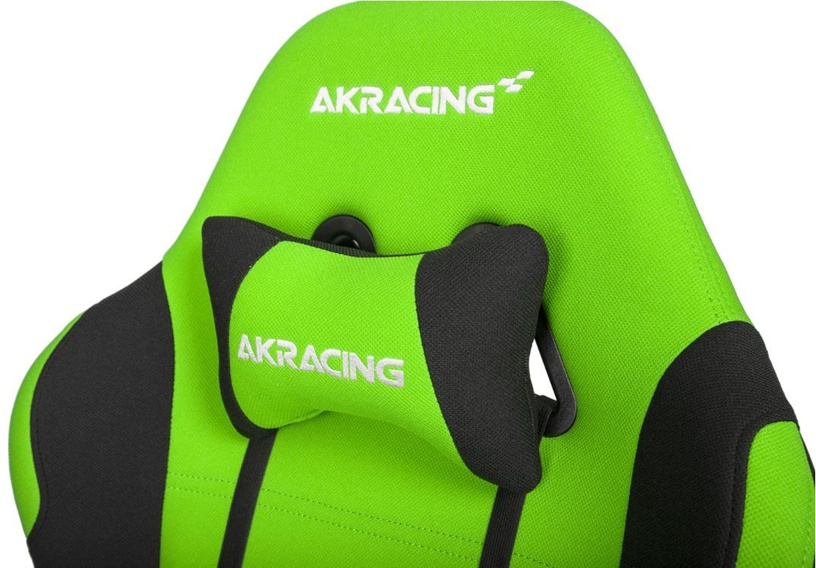 AKRacing Prime Gaming Chair Green/Black