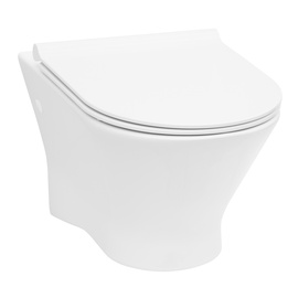 Roca Nexo Rimless A34H64L000 Wall-Hung WC