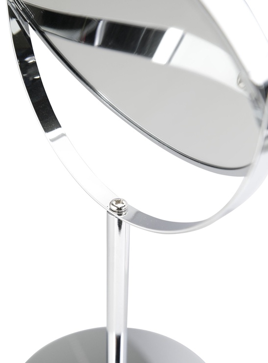 Axentia Magnifying Table-Mirror Round Chromed
