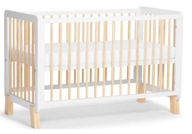 Vaikiška lova KinderKraft Lunky, 66x124 cm