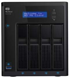 Western Digital My Cloud EX4100 16TB 4-Bay