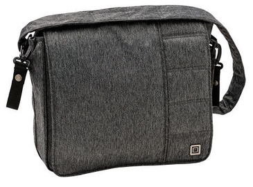 Moon City Line Diaper Bag Grey