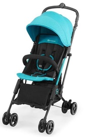 Vežimėlis KinderKraft Mini Dot Turquoise