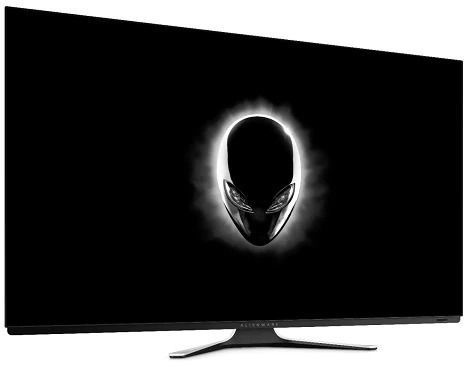 "OLED monitorius Alienware AW5520QF, 55"", 0.5 ms"
