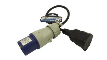 Adapter 3g1.5vv-f M.CEE+F 10/16a 0.3m