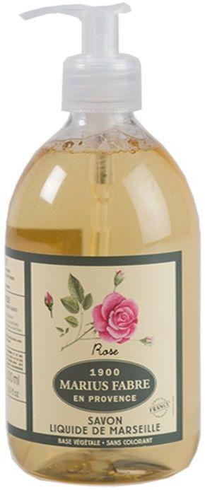 Marius Fabre Marseilles Liquid Soap Rose 500ml