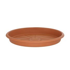 Поддон для вазона Domoletti STTE0040-100, коричневый, 400 мм