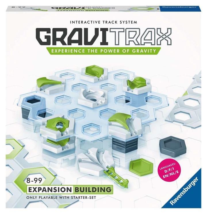 Priedų rinkinys Ravensburger GraviTrax Building Expansion Set