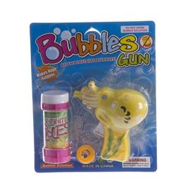 Žaislinis muilo burbulų šautuvas, 60 ml