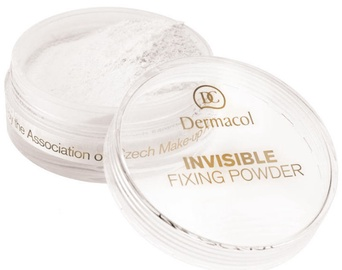 Dermacol Invisible Fixing Powder 13g White