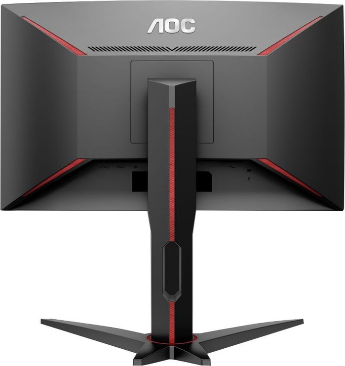 "Monitorius AOC C24G1, 24"", 1 ms"