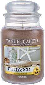 Yankee Candle Classic Large Jar Driftwood 623g