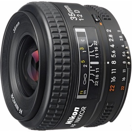 Nikon AF Nikkor 35/2.0 D