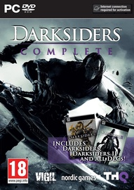 Darksiders Complete incl. Darksiders 1 And 2 PC