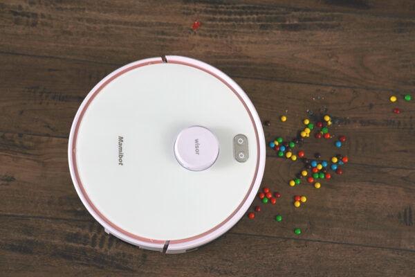 Робот-пылесос Mamibot EXVAC880 White